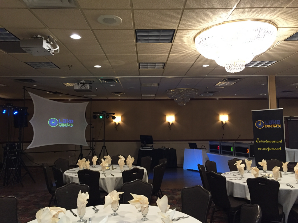 Corporate Events - Lake Country Productions